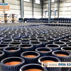 Xưởng sản xuất chậu trồng cây cảnh xuất khẩu