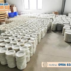 Xưởng sản xuất chén dĩa